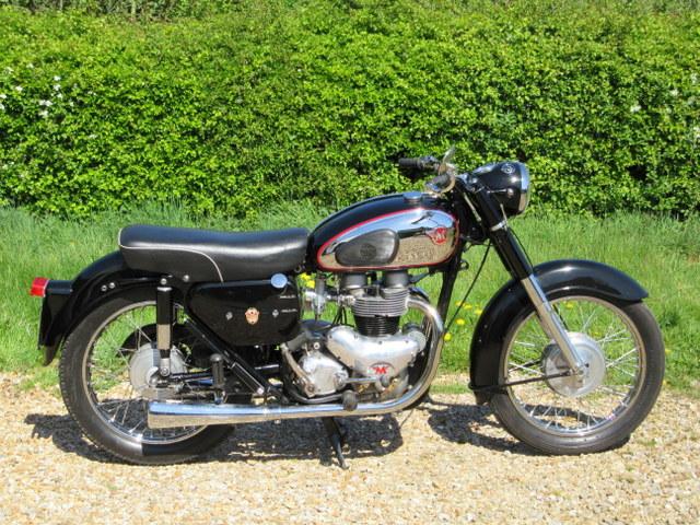 1960 Matchless G12 D/L