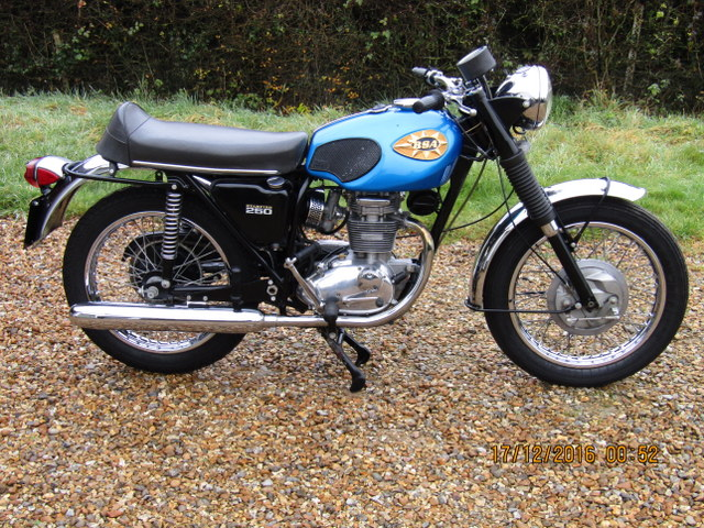 1971 BSA Starfire