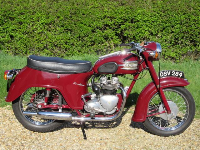 1958 Triumph 5TA