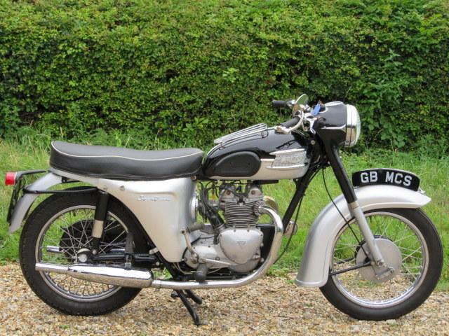 1960 Triumph 5TA