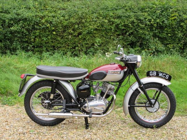 1957 Triumph Tiger Cub