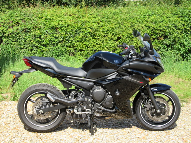 2013 Yamaha Diversion