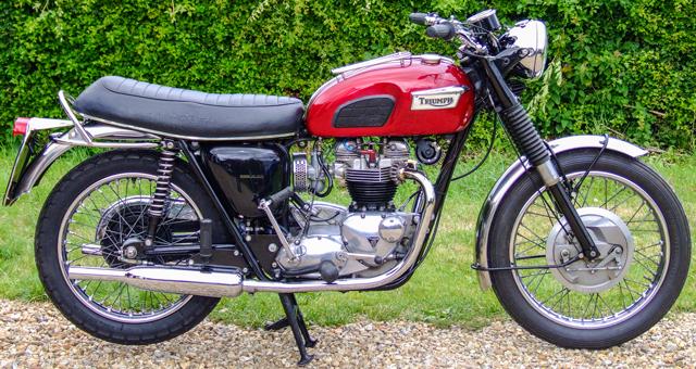 1970 Triumph TR6P
