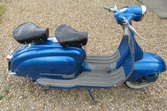 1960 Lambretta