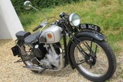 1939 BSA B21