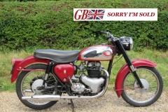 1962 BSA A7_sis