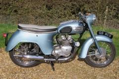 1961 Triumph 3TA