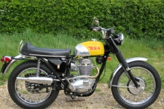 1970 BSA Victor Special