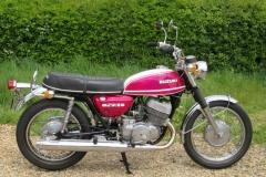 1972 Suzuki T500