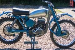 1962 Greeves 24 MOS