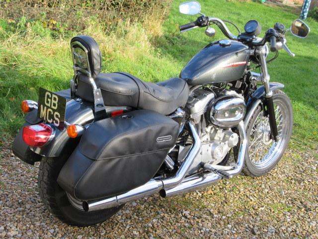 2006 Harley Davidson 883 Sportster