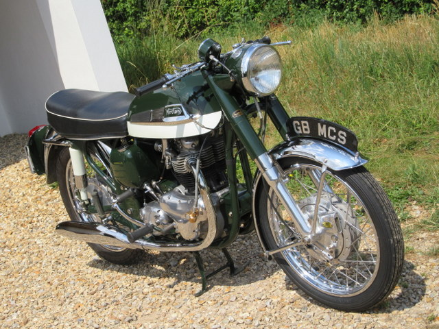Norton 88 SS