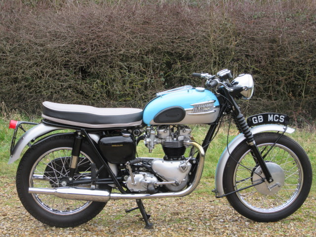 Triumph Motorcycles For Sale From Gb Motorcycles