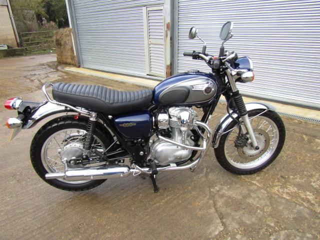 Kawasaki W800 Twin