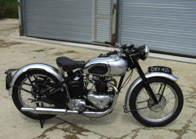 1946 Triumph Tiger 100