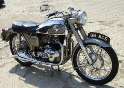1956 Norton 99 Dominator