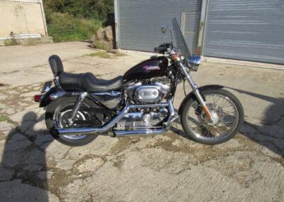 2002 Harley Davidson XL1200 Custom Sport