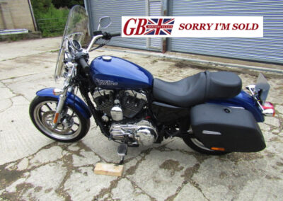 2016 Harley Davidson 1200 Sportster