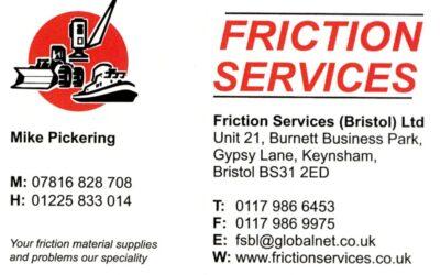 Friction Services Bristol