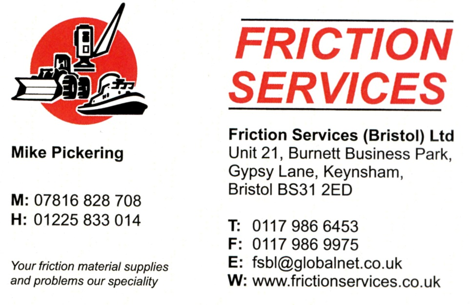 Friction Services Bristol