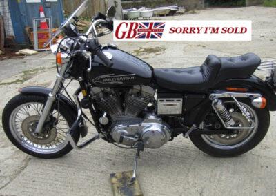 1995 Harley Davidson 883 Sportster