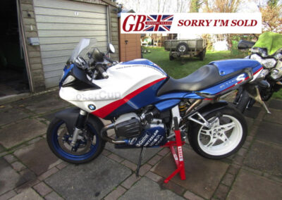 2004 BMW 1100 Boxer Cup
