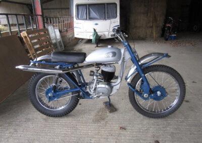 1959 Greeves 250cc Scottish Trials
