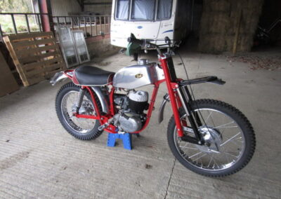 1963 D.O.T. 250cc Works Replica Trials