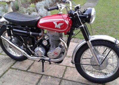1960 Matchless G80 CS