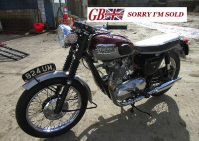 1961 Triumph TR6 Trophy [2]