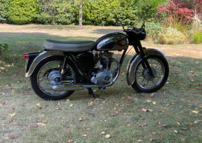 1962 B.S.A. C15SS