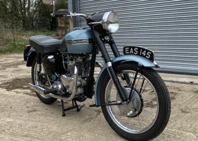 1956 Triumph T100