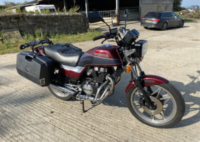 1991 Honda CB450 DX